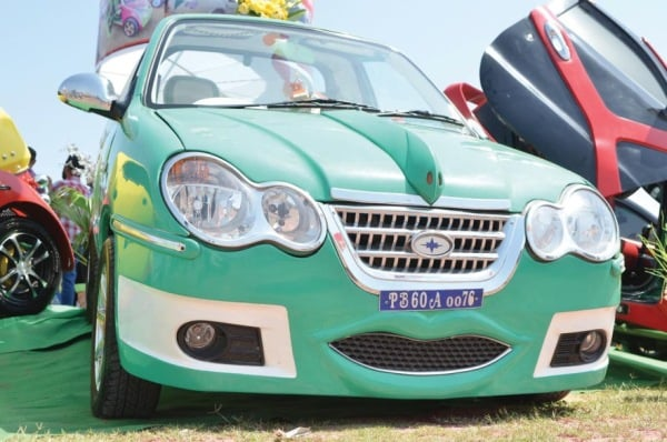 cars of ram rahim car collection modified hero Honda karizma