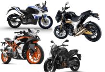 fastest bikes under 2 lakh rupees