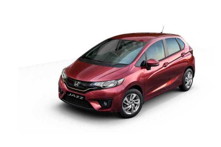 honda jazz privilege special edition
