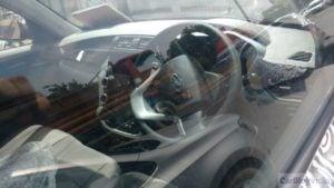 2017 Mahindra KUV 100 Facelift Interior