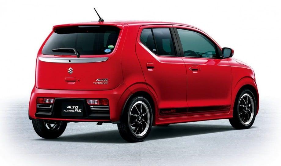 Suzuki Kei Review