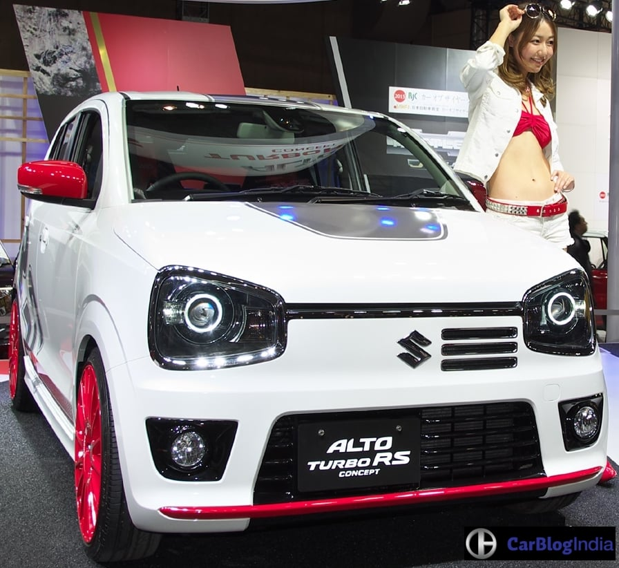 New Maruti Alto 2018 To Launch With A 660cc Engine 30
