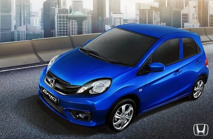 Honda Brio Car Price In India
