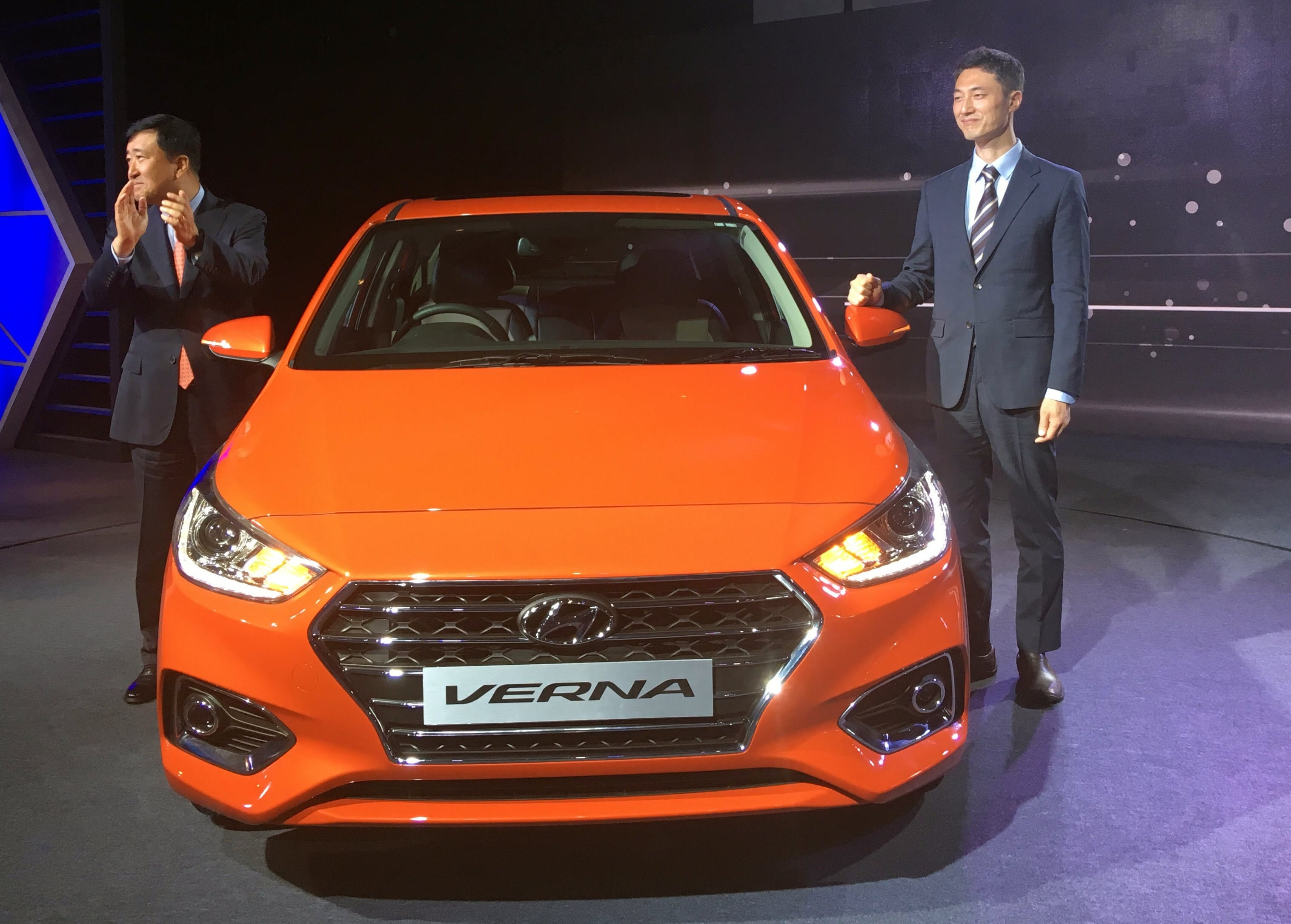 New Hyundai Verna 2017 Carblogindia