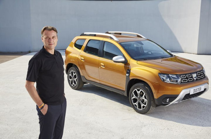New 2017 Renault Duster