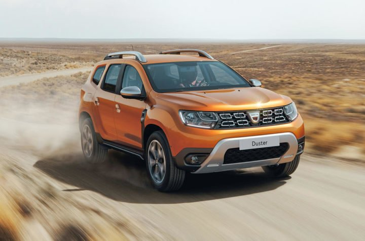 New 2018 Renault Duster