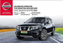 nissan terrano offers