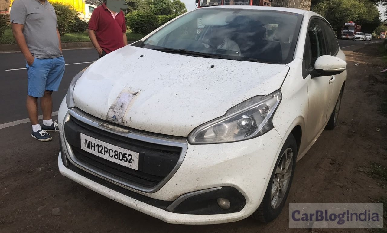 Peugeot 208 India Launch Date, Price in India, Specifications, Spy ...