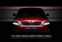 skoda rapid monte carlo special edition