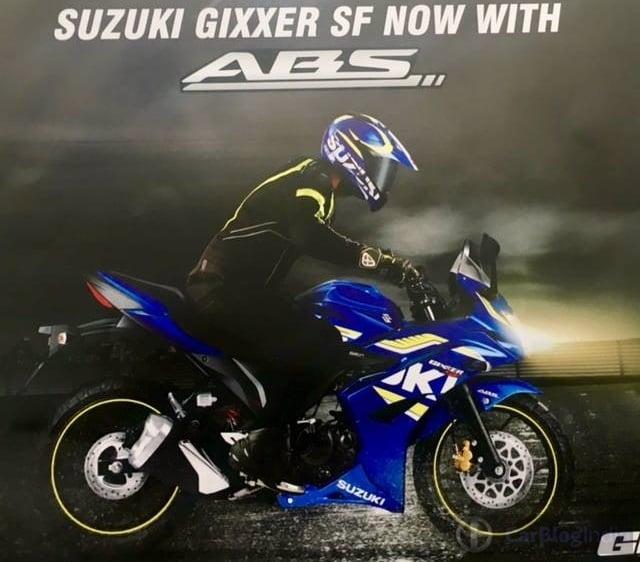suzuki gixxer sf abs images