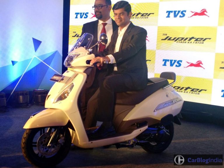 TVS Jupiter Classic Edition Launched