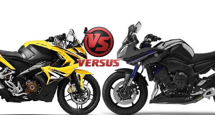 Yamaha Fazer 25 vs Bajaj Pulsar RS200 – COMPARED!