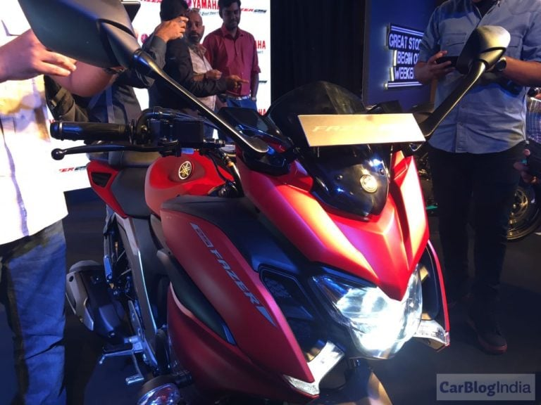 Yamaha Fazer25 Launched; Price – Rs 1.28 lakh
