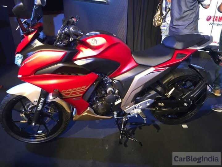 Yamaha Fazer Front Fairing Price