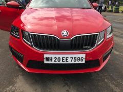 2017 skoda octavia rs india images 2