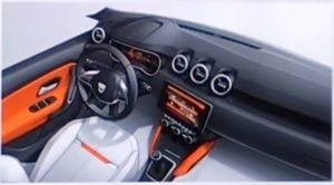 2018 renault duster interior-dashboard images