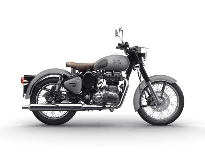 New Colours Royal Enfield Classic 350 images