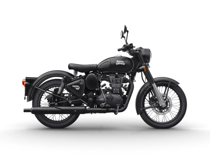 New Colours Royal Enfield Classic 500 images