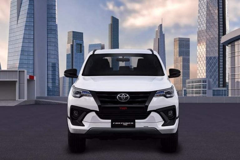 New Toyota Fortuner Trd Sportivo India Price