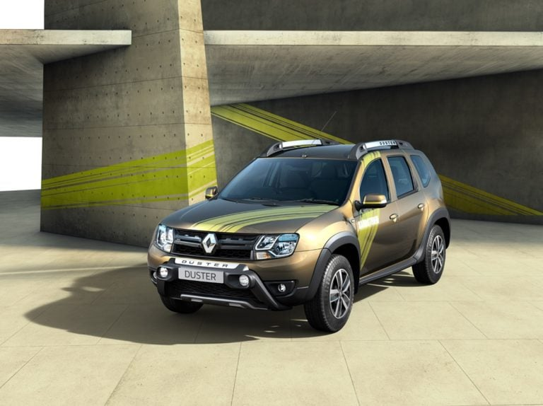 Renault Duster Sandstorm Special Edition Launched!