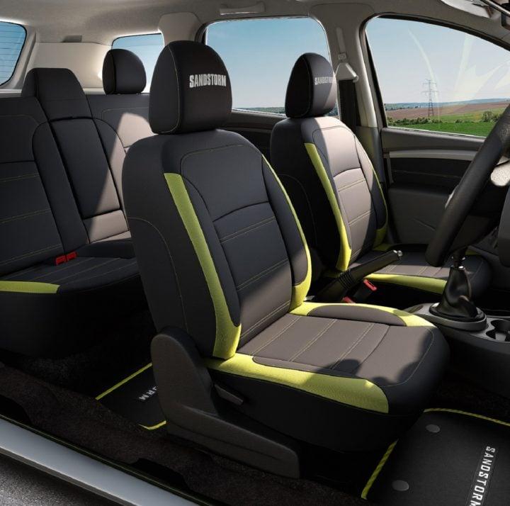 Renault Duster Sandstorm Edition Interior Images