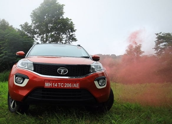 new car discounts on diwali 2017 - Tata Nexon Price