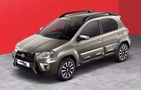 Toyota Etios Cross X Special Edition Images