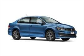 Volkswagen Vento ALLSTAR 2017 special edition images