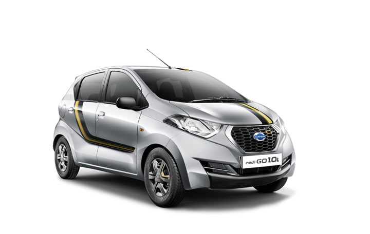 datsun redi go 1.0 gold edition