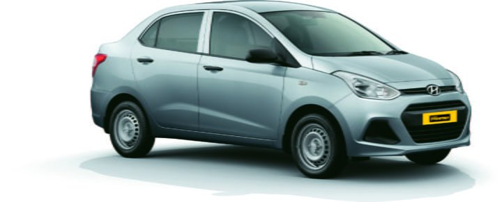 hyundai xcent prime cng images