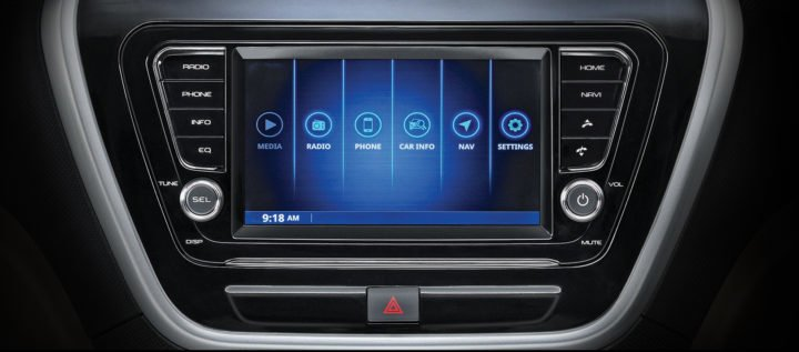 mahindra tuv300 t10 images touchscreen