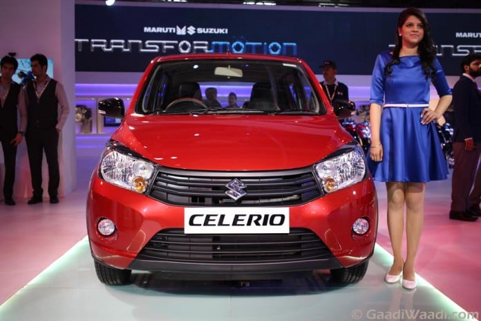 Maruti Celerio X (Cross) Launch Soon!
