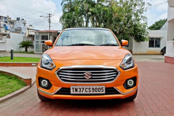 Modified Maruti Dzire 2017 Images