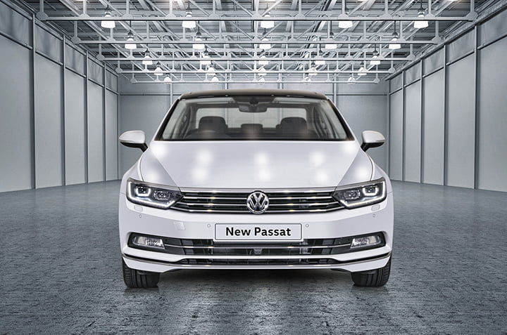new 2017 volkswagen passat india