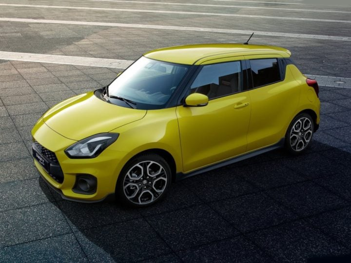 new maruti swift sport images front angle action