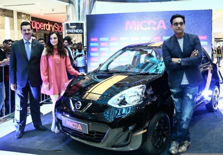 new car discounts on diwali 2017 - Nissan micro