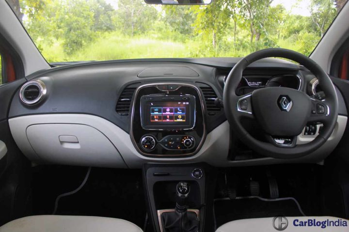 renault captur test drive review pics