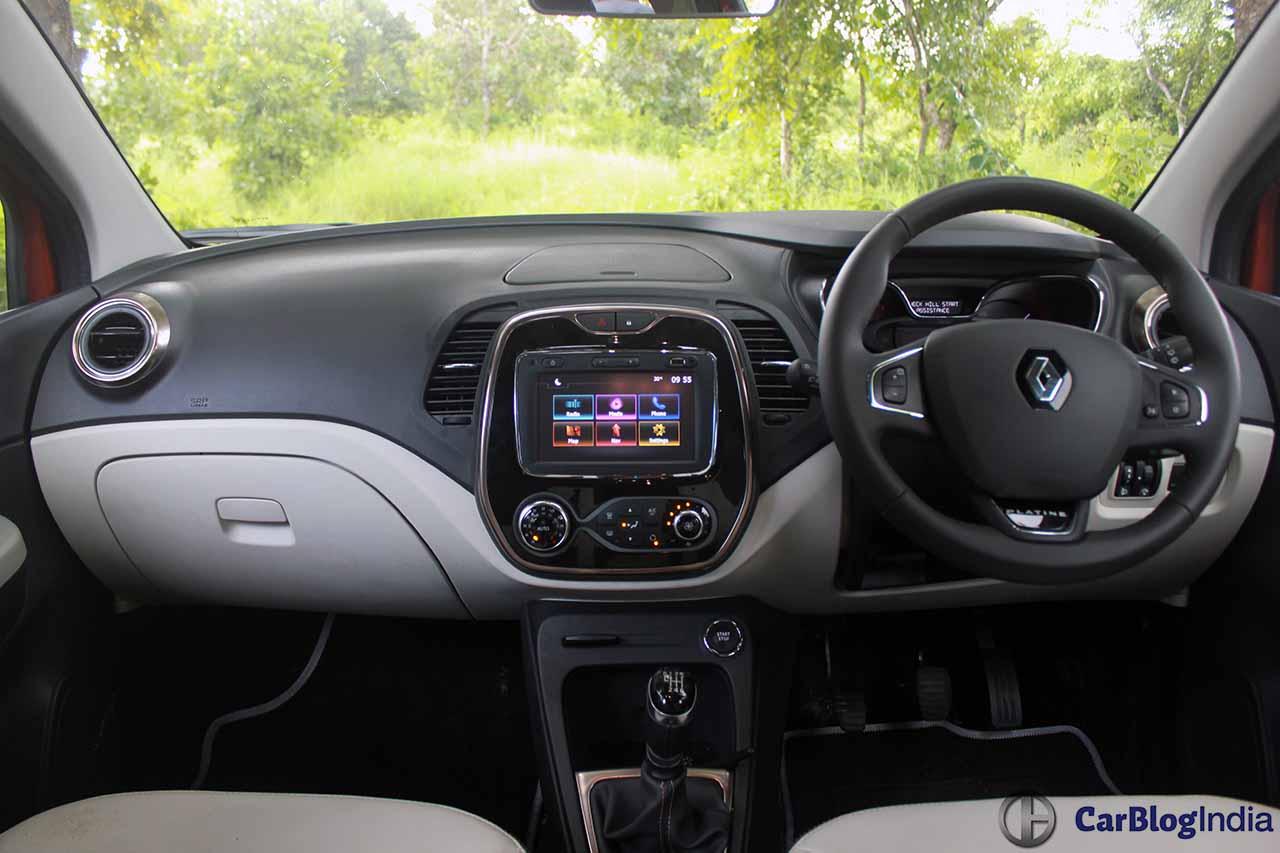 Renault Captur India launch date, price, specs, features, interior ...