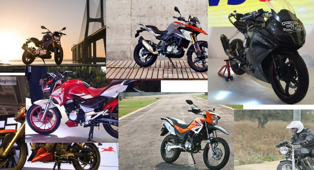 upcoming new bikes india 2017 images