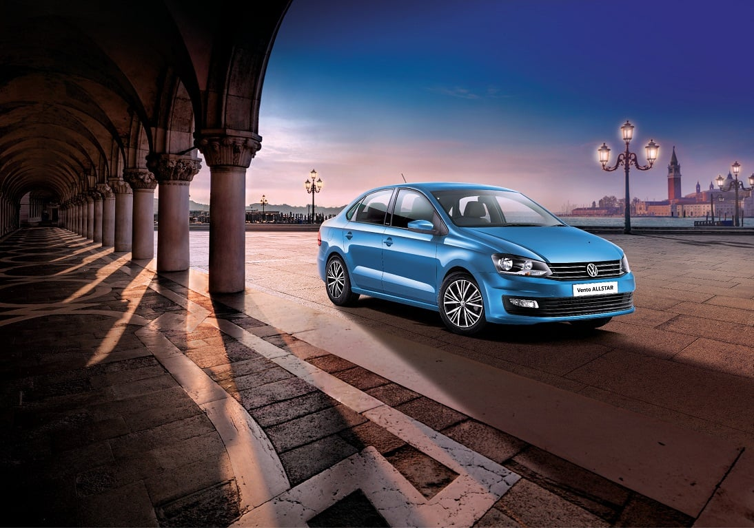 Volkswagen Vento Allstar Price Features Specifications Images
