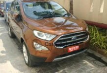 2017 ford ecosport india images