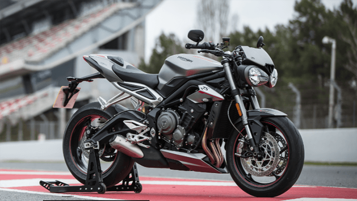2017 triumph street triple rs india images