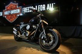 2018 Harley Davidson Softail Fat Bob