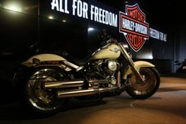 2018 Harley Davidson Softail Fat Boy