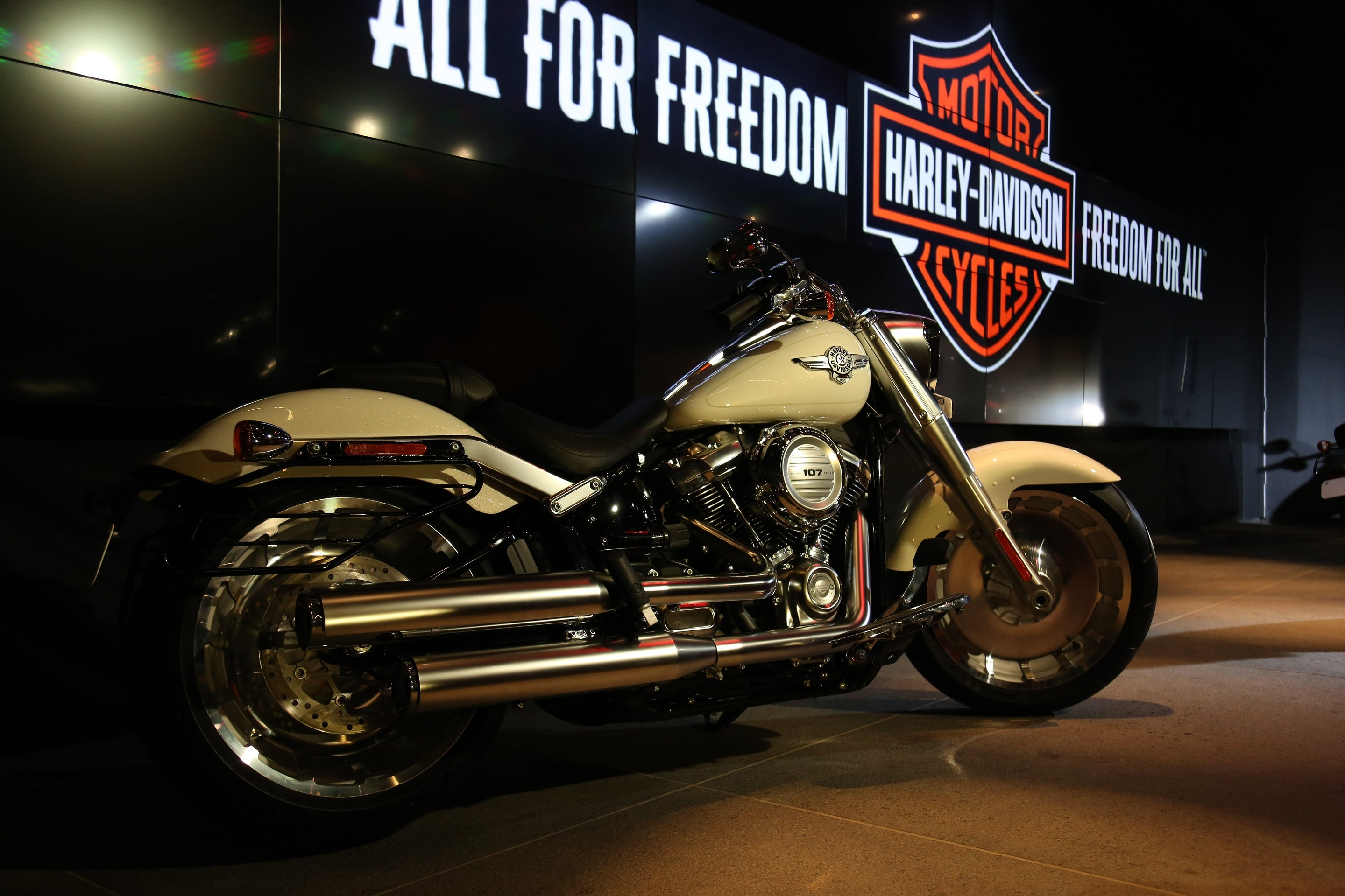 2018 Harley Davidson Softail India Prices, Specifications