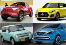 Upcoming maruti cars
