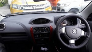 Maruti Alto 800 Utsav limited edition photo interior