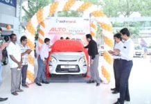 Maruti Alto 800 Utsav limited edition photo front