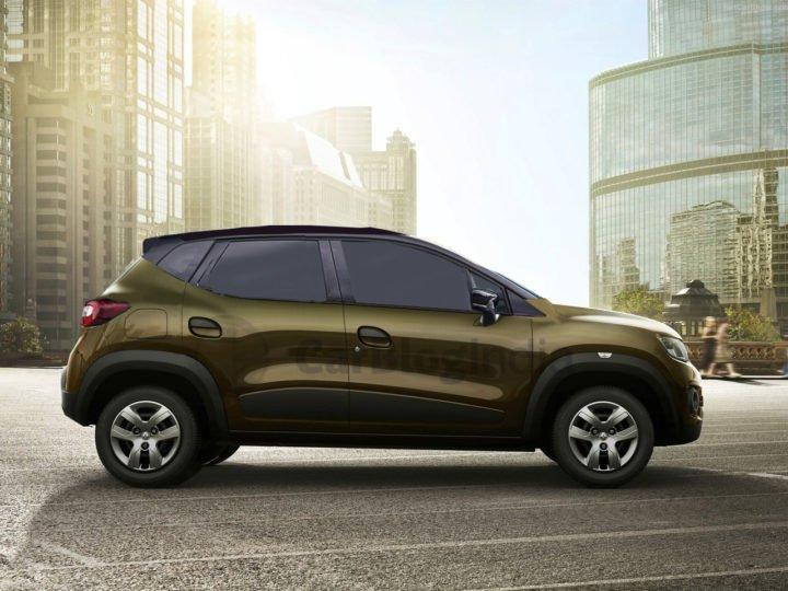 Renault Kwid SUV Car
