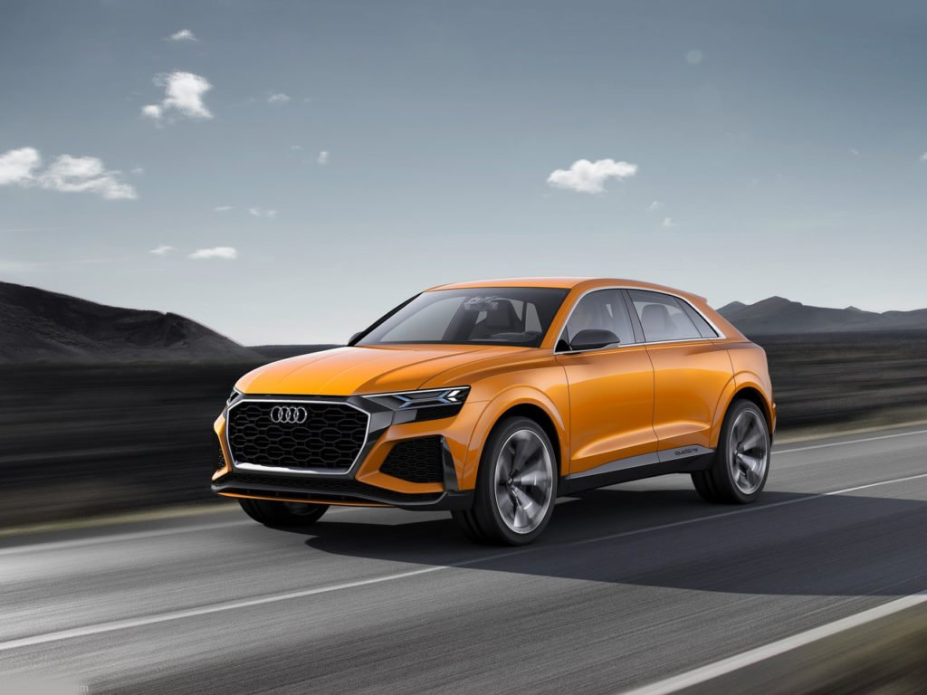 Audi Q8 India Launch Date, Price, Specifications, Design, Images, News